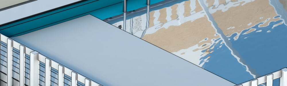 Couverture de piscine en PVC