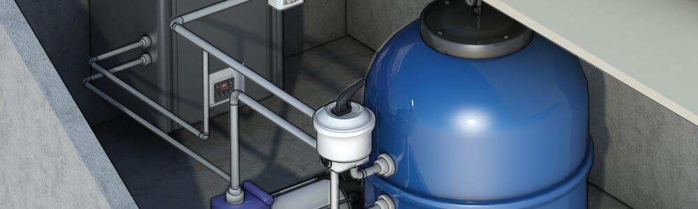 Equipement hydraulique en PVC