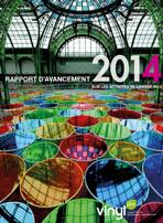 Rapport d'activités Vinylplus 2014