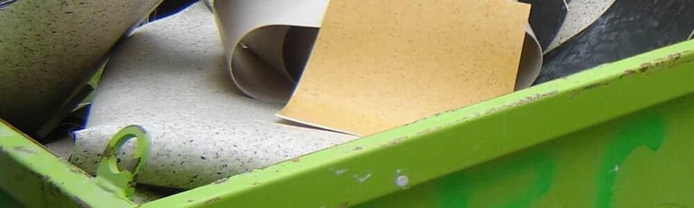 Collecte et recyclage du PVC