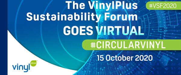 Edition virtuelle 2020 VinylPlus Sustainability