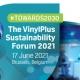 Vinylplus 2021 à Bruxelles
